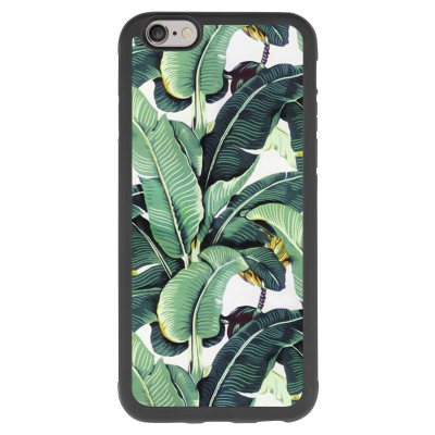 coque-iphone-6-6s-silicone - Feuilles de banana