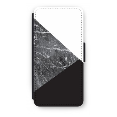 iphone-6-6s-flip-case - Combinatie marmer