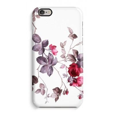 coque-iphone-6-6s-impression-sur-la-tranche - Jolies fleurs
