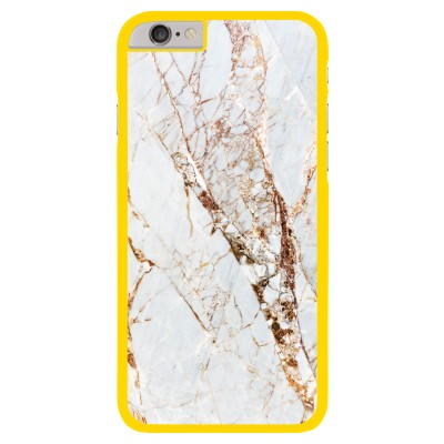 iphone-6-6s-matte-case - Gold Marble