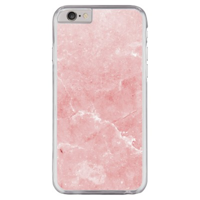 iphone-6-6s-hard-hoesje - Roze marmer