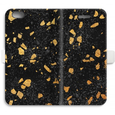 iphone-6-6s-full-print-flip-case - Terrazzo N°7