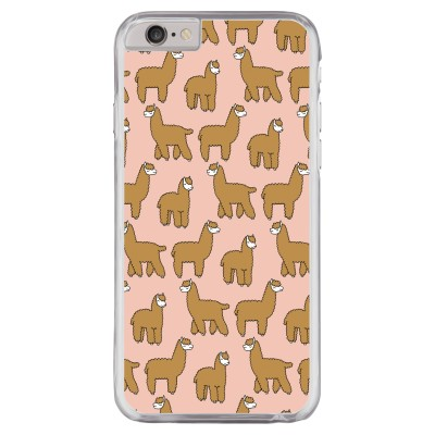 iphone-6-6s-hard-hoesje - Alpacas