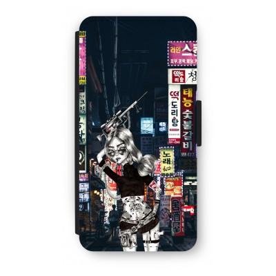 iphone-6-6s-flip-case - After Dark