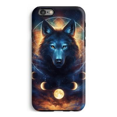 iphone-6-6s-tough-case - Wolf Dreamcatcher