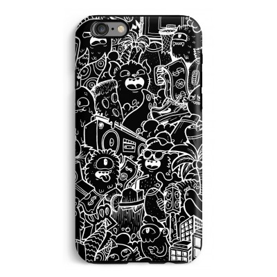 iphone-6-6s-tough-case - Vexx Black City