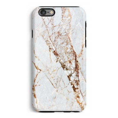 iphone-6-6s-tough-case - Goud marmer