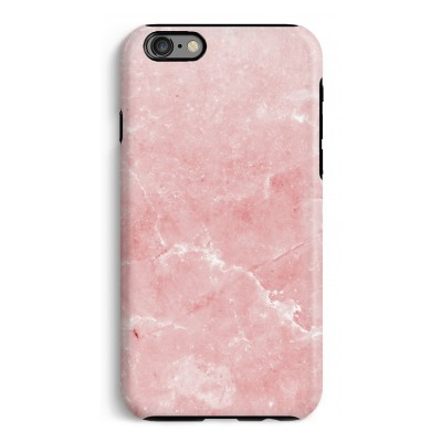 iphone-6-6s-tough-case - Roze marmer