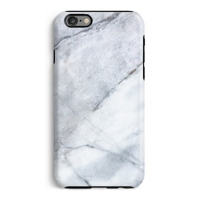 iphone-6-6s-tough-case - Witte marmer