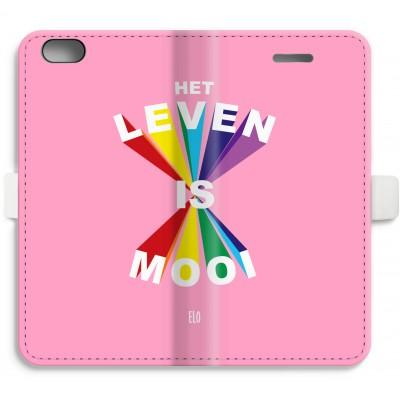 iphone-6-6s-volledig-geprint-flip-hoesje - Het Leven Is Mooi