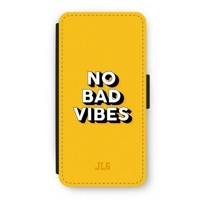 iphone-6-6s-flip-case - No Bad Vibes