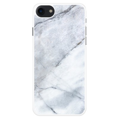 iphone-7-case - Marble white