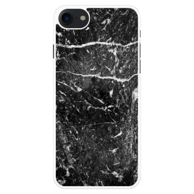 iphone-7-case - Black marble