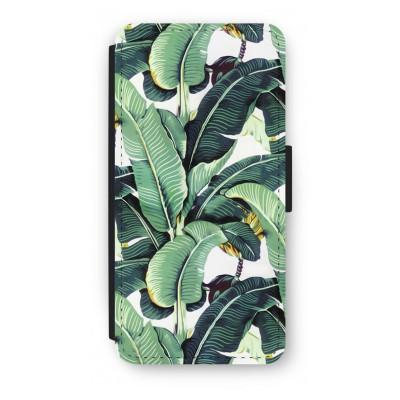 iphone-7-flip-hoesje - Bananenbladeren