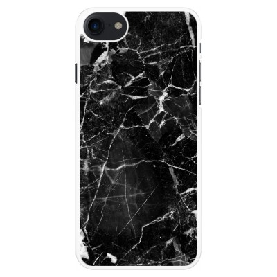 iphone-7-case - Black Marble 2