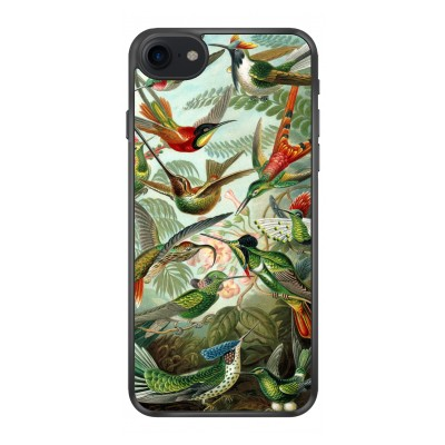 iphone-7-soft-cover - Haeckel Trochilidae