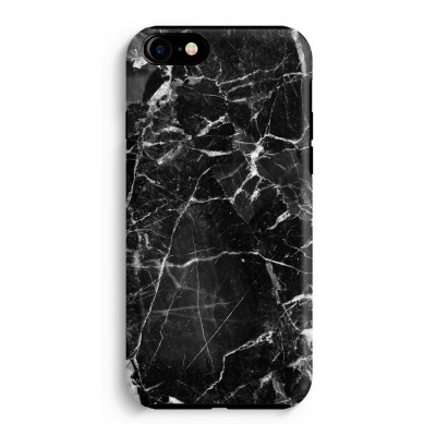 iphone-7-tough-case - Zwart Marmer 2