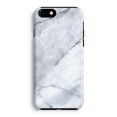 iphone-7-tough-case - Witte marmer