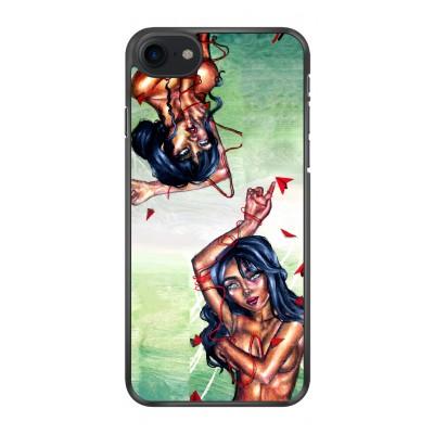 iphone-7-matte-case - Femme