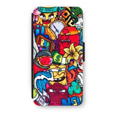 iphone-7-flip-hoesje - No Rules
