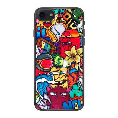 iphone-7-soft-cover - No Rules