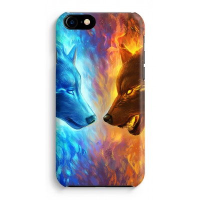 iphone-7-hoesje-rondom-geprint - Fire & Ice