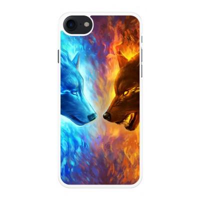 iphone-7-telefoonhoesje - Fire & Ice