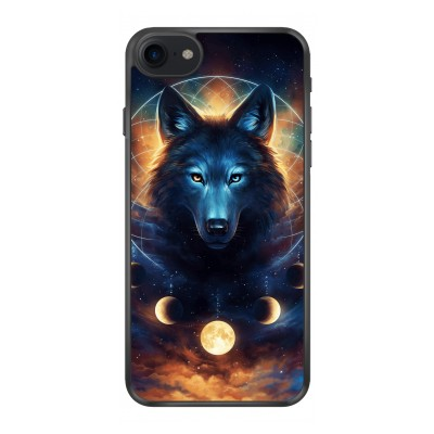 iphone-7-soft-cover - Wolf Dreamcatcher