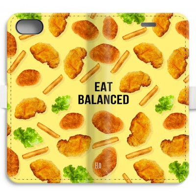 iphone-7-volledig-geprint-flip-hoesje - Eat Balanced