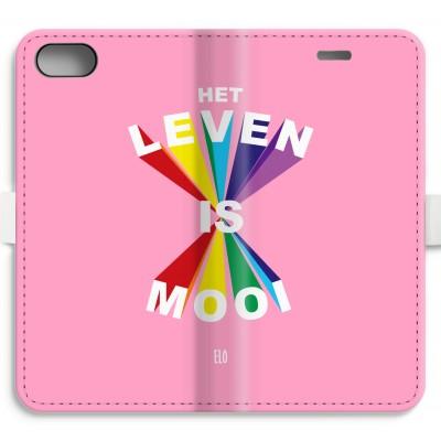 iphone-7-volledig-geprint-flip-hoesje - Het Leven Is Mooi
