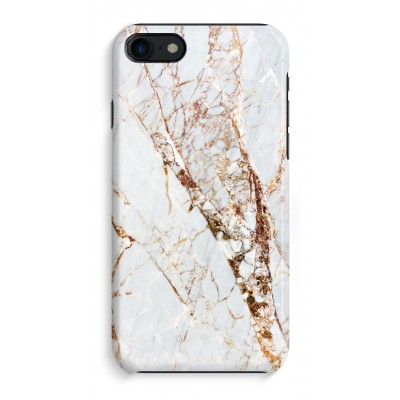 iphone-8-full-print-case - Gold Marble