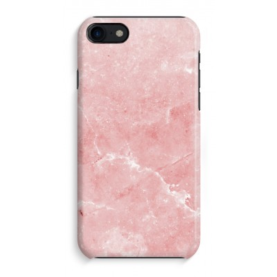 iphone-8-full-print-case - Pink Marble