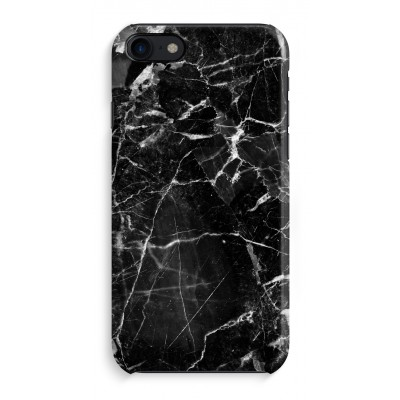 iphone-8-full-print-case - Black Marble 2