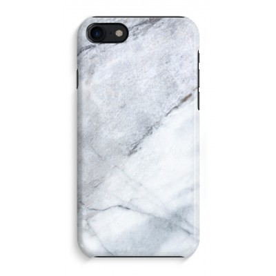 iphone-8-full-print-case - Marble white