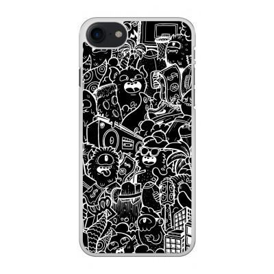 iphone-8-hard-case - Vexx Black City