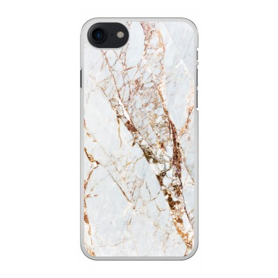 iphone-8-hard-case - Gold Marble