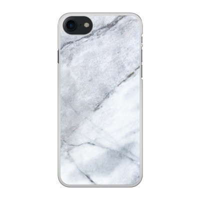 iphone-8-hard-case - Marble white
