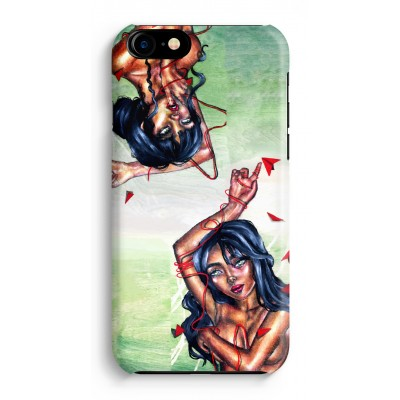 iphone-8-full-print-case - Femme