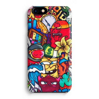 iphone-8-full-print-case - No Rules