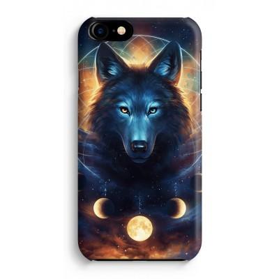 iphone-8-full-print-case - Wolf Dreamcatcher