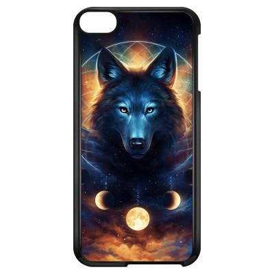 ipod-touch-6-hard-hoesje - Wolf Dreamcatcher