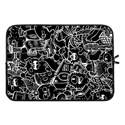 laptop-sleeve-13-inch - Vexx Black City