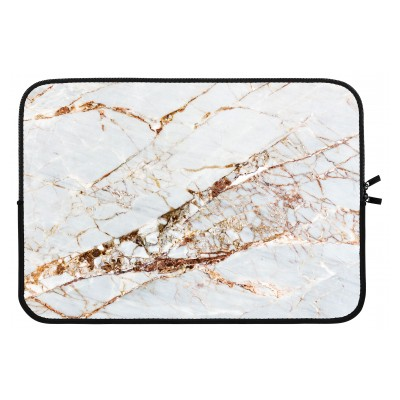laptop-sleeve-13-inch - Gold Marble
