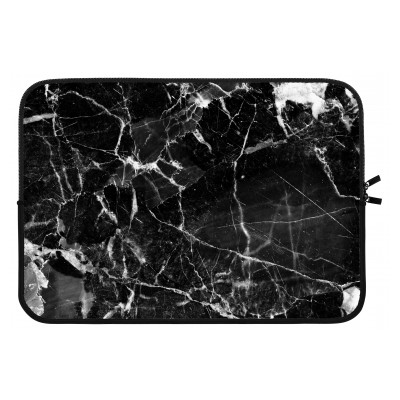 laptop-sleeve-13-inch - Black Marble 2