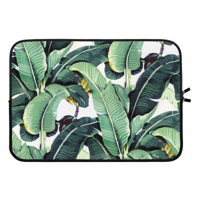 laptop-sleeve-13-inch - Banana leaves