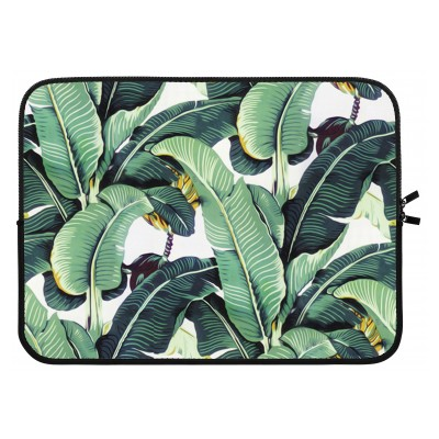 laptop-sleeve-15-inch - Banana leaves