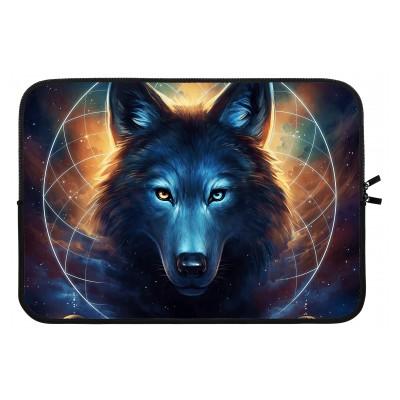 laptop-sleeve-13-inch - Wolf Dreamcatcher