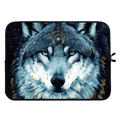 funda-para-portatil-15-pollici - Darkness Wolf