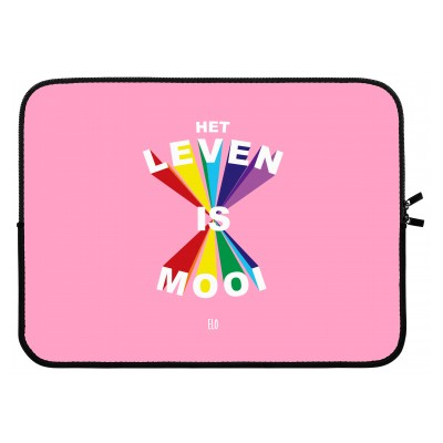 laptop-sleeve-15-inch - Het Leven Is Mooi