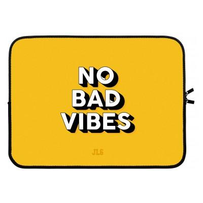 funda-para-portatil-15-pulgadas - No Bad Vibes